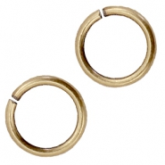 Fornituras metálicas DQ anilla 7.5mm bronce viejo (sin níquel)