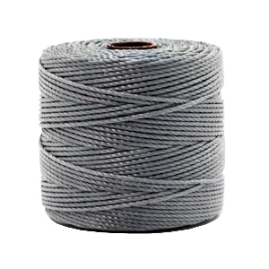 Hilo nylon S-Lon 0.6mm gris